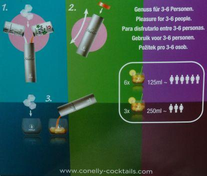 3 Conelly Cocktails & Shaker von drinkdirect im Test