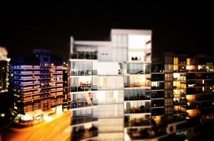 Long Exposure Tilt Shift