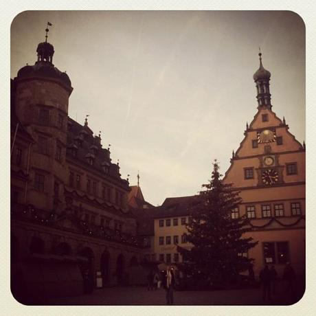 Day Trip - Rothenburg Ob Der Tauber