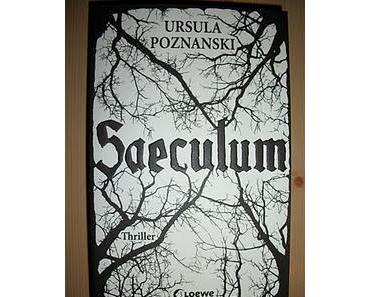 """[REZENSION] """"Saeculum"""""""
