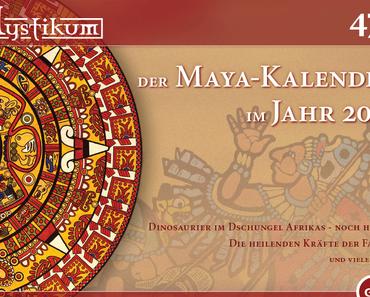 Der MAYA- Kalender im Jahr 2012