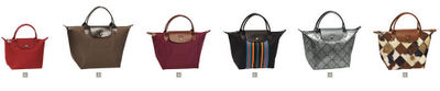 SALE bei Longchamp