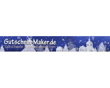 Gutschein-maker.de – Gutscheinvorlagen