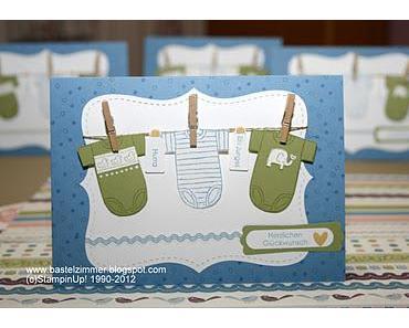 Baby Karten und Spar Tipp!!