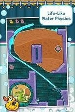 Where's My Water? Free – Gelungenes Physik-Puzzle mit einem sehr reinlichen Alligator