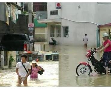 Tourist aus Deutschland in Not in Thailand: Weiterer Unfall und weitere Verletzung am 5. Januar 2012