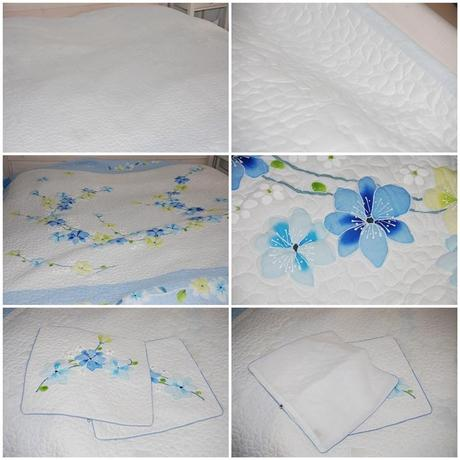 Tagesdecke - Plaid-  bed cover