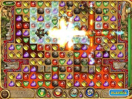 4 Elements HD (Full) – Wunderschönes Puzzle mit sehr guter Grafik