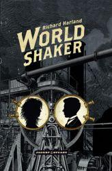 Book in the post box: Worldshaker