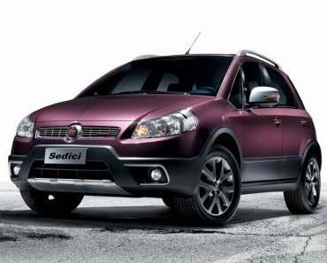 Günstiger Fiat Sedici