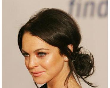 Lindsay Lohan's neues Tattoo: Lebe ohne Reue
