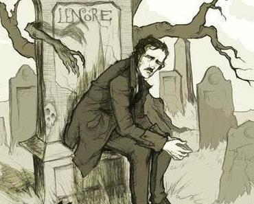 Hommage zum Geburtstag von Edgar Allan Poe in New York