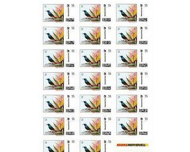 Eine Briefmarke für Palästina