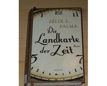 """[REZENSION] """"Die Landkarte der Zeit"""""""