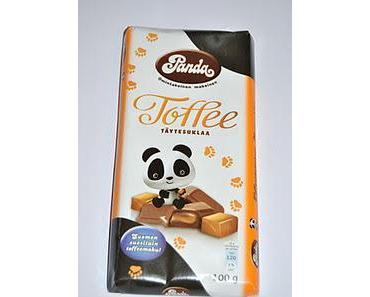 Panda Toffee, Pfefferminze, Smoothie Erdbeere und Heidelbeere