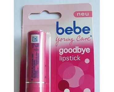 bebe Young Care Goodbye Lipstick