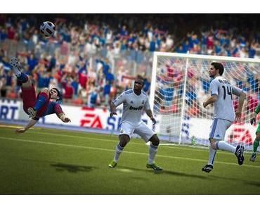 UK Charts – Fifa 12 hat die Nase vorn !