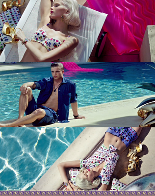Versace for H&M; | Cruise Kollektion