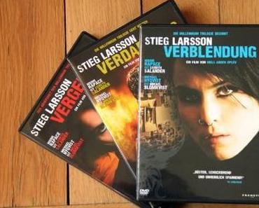Eine fesselnde Trilogie – Millenium von Stieg Larsson