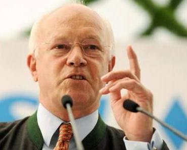 Unerträglich: Die Ausfälle des Hans-Peter Uhl (CSU)