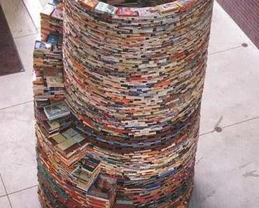 Neues Bücherregal gesucht.