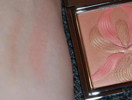 Sisley Cosmetics L'Orchidée Highlighter Blush with white Lily