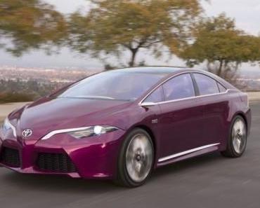 Studie Toyota NS4 auf der Detroit Motor Show