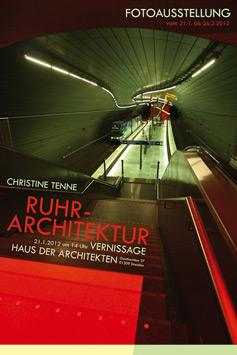 Christine Tenne: Ruhrarchitektur