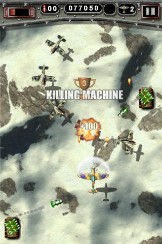 Mortal Skies – Modern War Air Combat Shooter heute kostenlos