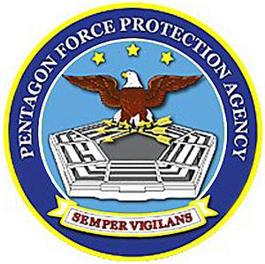 English: Seal of the Pentagon Force Protection...