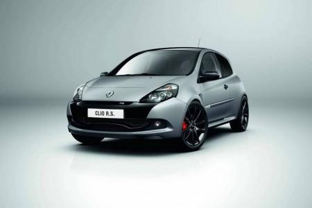 Renault Clio Sondermodell SUCCESS
