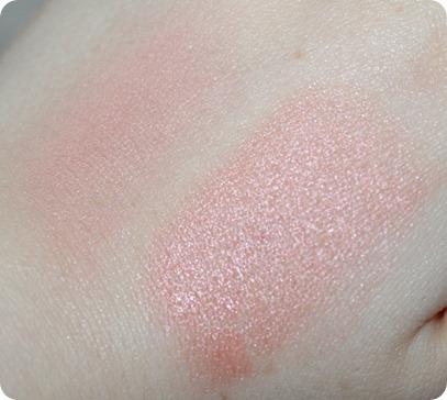 eclat minute blush face blush powder clarins spring 2012