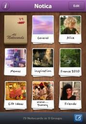 Notica – Take a Note, take Notica auf dem iPhone, iPod touch, iPad 2 mit vielen neuenFunktionen