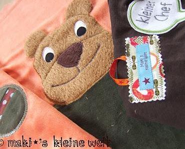 Kuschel-Wuschel Jacke
