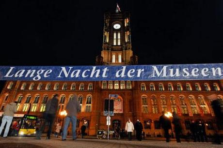 Berlin Nacht Der Museen