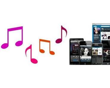Rdio.com: Das Social Network mit Musikflatrate
