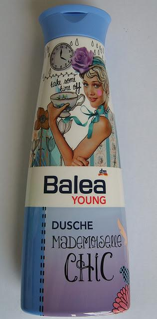 Balea Young Dusche Mademoiselle Chic