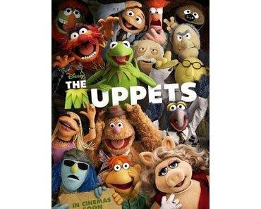 Kino-Kritik: Die Muppets … WOCKA WOCKA!