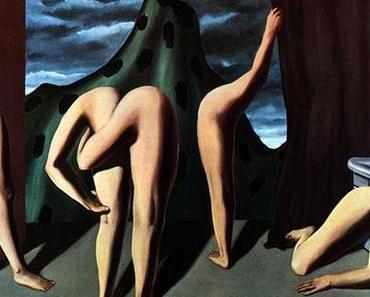 René Magritte in Wien