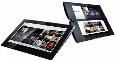 Sony Tablet S und Sony Tablet P