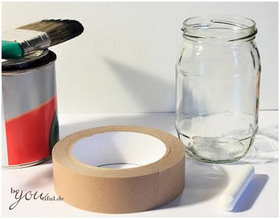 aus alt mach neu diy tafellack glas dekoration paperblog. Black Bedroom Furniture Sets. Home Design Ideas