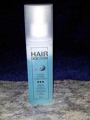 Hair Doctor-2-Phasen Thermo Conditioner + Brillant Mousse