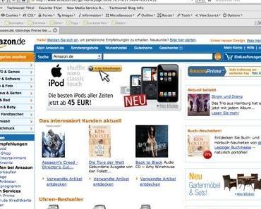 Amazon – Neue Angebote !