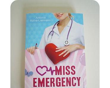 """Antonia Rothe-Liermann """"Miss Emergency"""""""