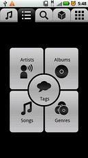 jukefox – smart music player mit vielen Funktionen und Sleep Timer