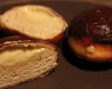 Boston Cream Donut - Der süße Geschmack des Sieges - Go Patriots!
