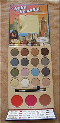 The Balm and the Beautiful-Palette
