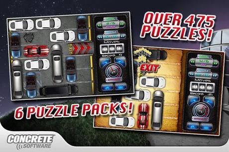 Aces Traffic Pack – Puzzle den Parkplatz frei
