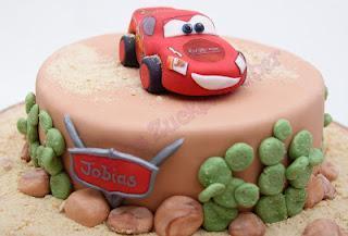Lightning McQueen :-)