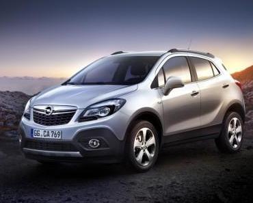 Der Opel für´s Grobe – Opel Mokka